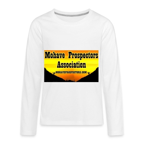 MPA Nametag - Kids' Premium Long Sleeve T-Shirt