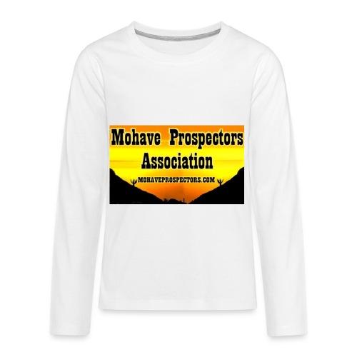 MPA Nametag - Kids' Premium Long Sleeve T-Shirt