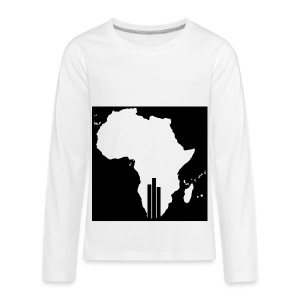 Tswa_Daar_Logo_Design - Kids' Premium Long Sleeve T-Shirt