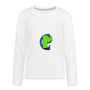 Proto Shirt Simple - Kids' Premium Long Sleeve T-Shirt
