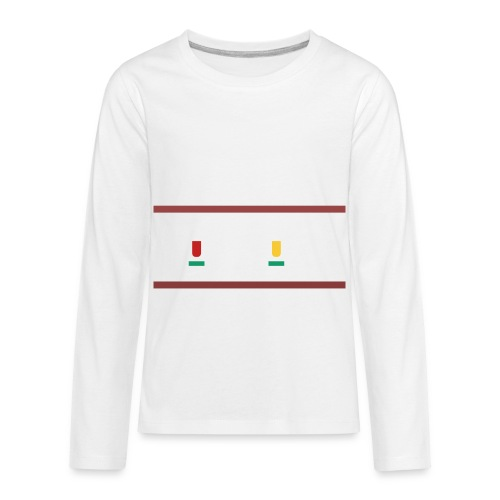 I Do It For The Culture - Kids' Premium Long Sleeve T-Shirt