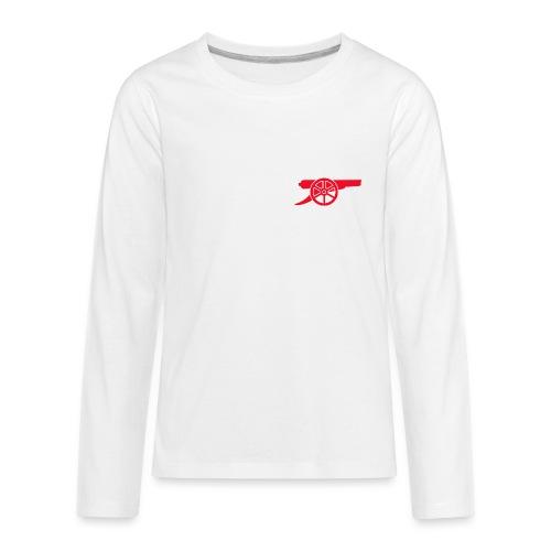 Arsenal Cannon - Kids' Premium Long Sleeve T-Shirt