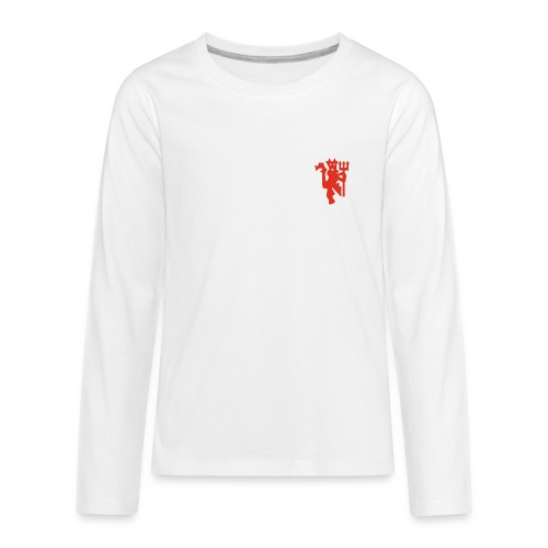Red Devils - Kids' Premium Long Sleeve T-Shirt