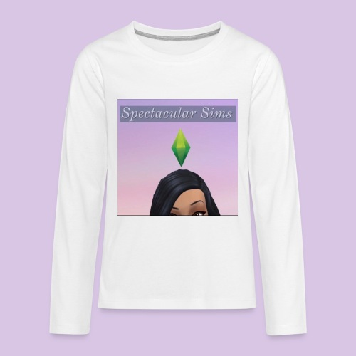 4620B685 6714 401B 911D 3B8EC3079601 - Kids' Premium Long Sleeve T-Shirt