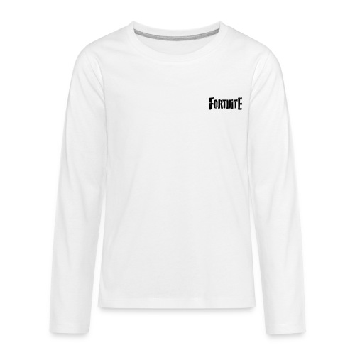 Fortnite - Kids' Premium Long Sleeve T-Shirt