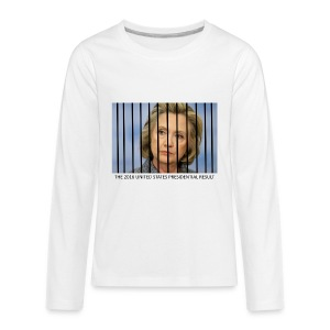 eLECTION_RESULTS - Kids' Premium Long Sleeve T-Shirt