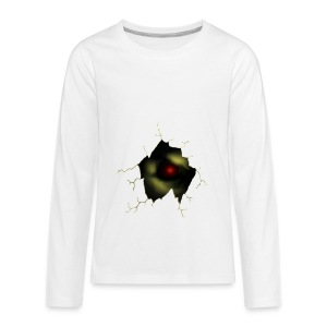 Broken Egg Dragon Eye - Kids' Premium Long Sleeve T-Shirt