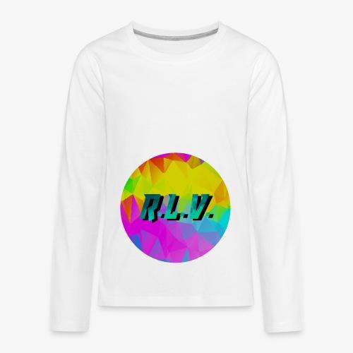 River LaCivita Vlogs - Kids' Premium Long Sleeve T-Shirt