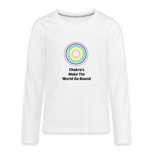 Chakra - Kids' Premium Long Sleeve T-Shirt