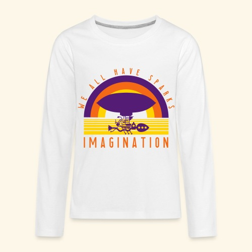 We All Have Sparks - Kids' Premium Long Sleeve T-Shirt