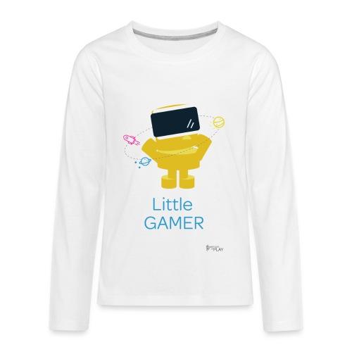 Little Gamer - Kids' Premium Long Sleeve T-Shirt