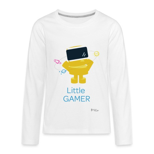 Little Gamer - Kids' Premium Long Sleeve T-Shirt