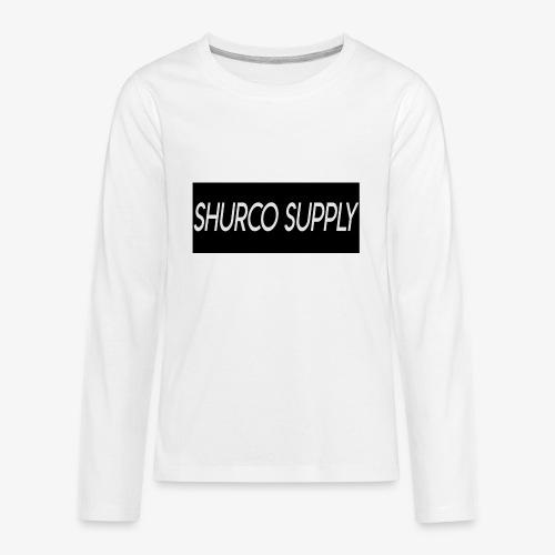 Release 1 of Shurco - Kids' Premium Long Sleeve T-Shirt