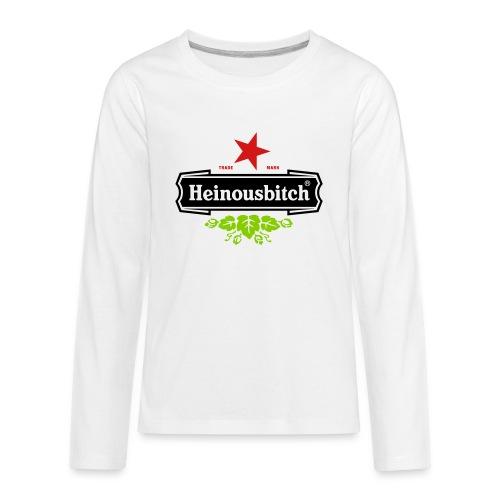 Heinousbitch - Kids' Premium Long Sleeve T-Shirt
