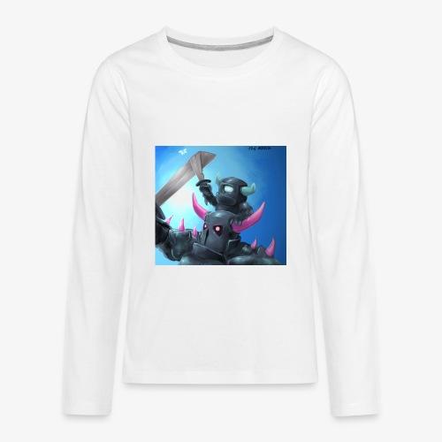 .P.E.K.K.A. & Mini P.E.K.K.A. - Kids' Premium Long Sleeve T-Shirt