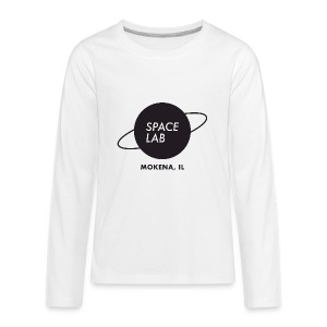 Spacelab - Kids' Premium Long Sleeve T-Shirt