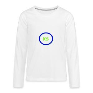 Emma - Kids' Premium Long Sleeve T-Shirt