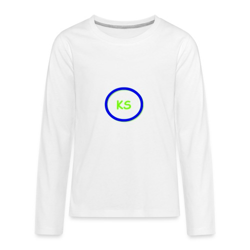 Emma - Kids' Premium Long Sleeve T-Shirt