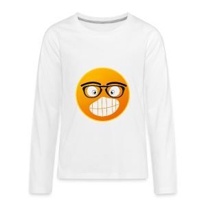 EMOTION - Kids' Premium Long Sleeve T-Shirt