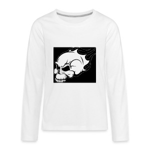 skelebonegaming merch - Kids' Premium Long Sleeve T-Shirt