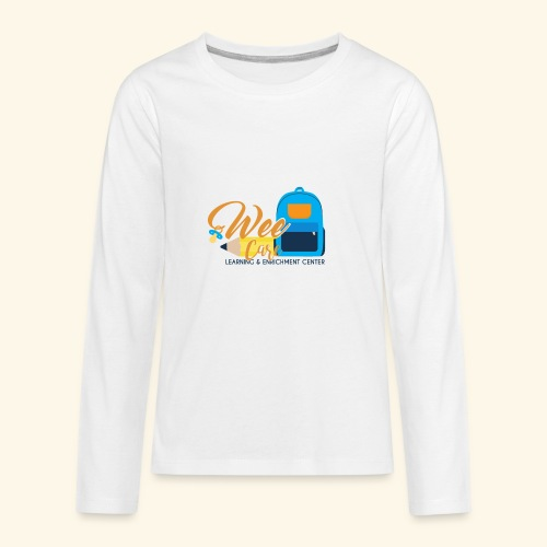 Wee Care - Kids' Premium Long Sleeve T-Shirt