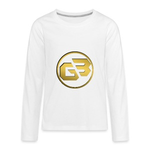 Premium Design - Kids' Premium Long Sleeve T-Shirt