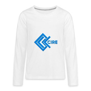 Cire Apparel Clothing Design - Kids' Premium Long Sleeve T-Shirt