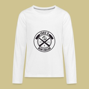 JakesBlueCollar - Kids' Premium Long Sleeve T-Shirt