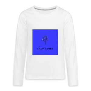 Gaming t shirt - Kids' Premium Long Sleeve T-Shirt