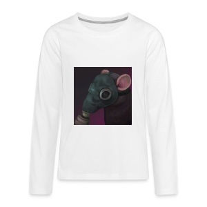 the ratflippus - Kids' Premium Long Sleeve T-Shirt
