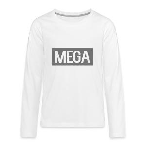 MEGA SHIRT - Kids' Premium Long Sleeve T-Shirt