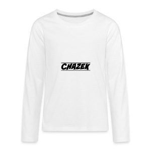 Chazek - Kids' Premium Long Sleeve T-Shirt
