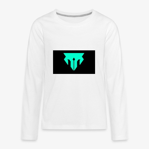 RUB WHITES - Kids' Premium Long Sleeve T-Shirt