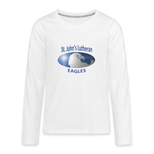 Basic Logo - Kids' Premium Long Sleeve T-Shirt
