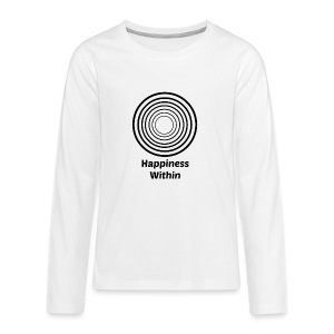 Happiness Within - Kids' Premium Long Sleeve T-Shirt