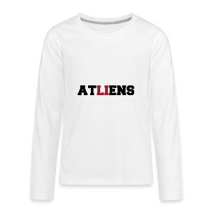 ATLIENS - Kids' Premium Long Sleeve T-Shirt
