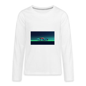 The Pro Gamer Alex - Kids' Premium Long Sleeve T-Shirt