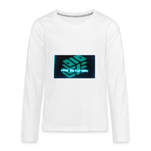 Grind Big Clothing - Kids' Premium Long Sleeve T-Shirt