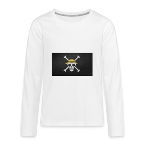 One Piece - Kids' Premium Long Sleeve T-Shirt