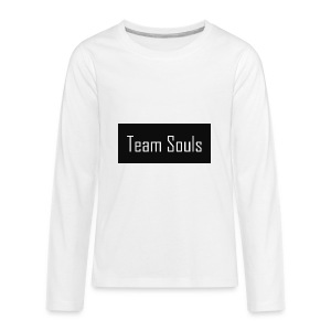 Team Souls - Kids' Premium Long Sleeve T-Shirt