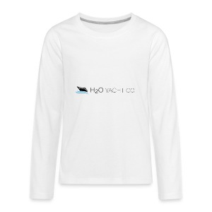 H2O Yacht Co. - Kids' Premium Long Sleeve T-Shirt