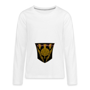 SENTINEL_STAND_READY - Kids' Premium Long Sleeve T-Shirt