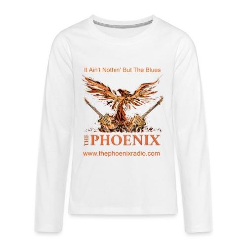 The Phoenix Radio - Kids' Premium Long Sleeve T-Shirt