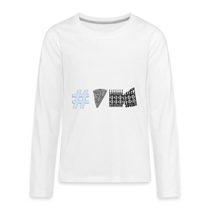 Untitled_drawing - Kids' Premium Long Sleeve T-Shirt