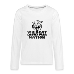 Wildcat Nation - Kids' Premium Long Sleeve T-Shirt