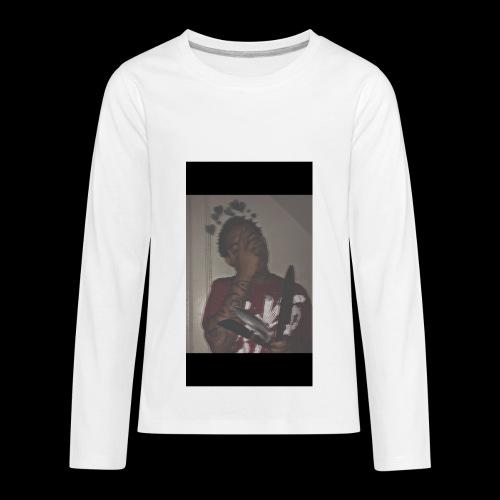 PurposeTheBoy - Kids' Premium Long Sleeve T-Shirt