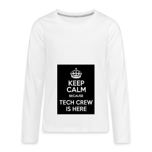 Tech Crew - Kids' Premium Long Sleeve T-Shirt