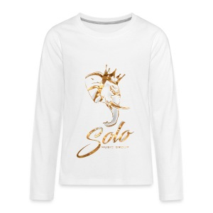 Solo Music Group - Kids' Premium Long Sleeve T-Shirt