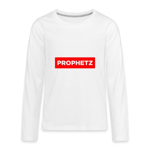 Prophetz Supreme - Kids' Premium Long Sleeve T-Shirt