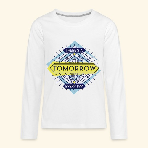 Carousel's Promise - Kids' Premium Long Sleeve T-Shirt